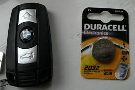 bmw e90 battery how to replace remote central locking battery