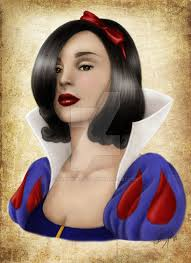 snow white color madmoiselleclau deviantart