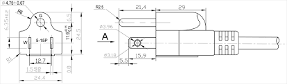 electrical what are the dimensions of us outlet holes home
