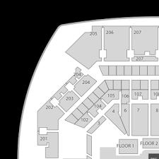 barclays center floor plan barclays center seating chart wwe interactive map seatgeek