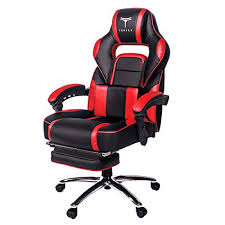 Desk Chair Gaming Topsky High Back Racing Style Pu Leather Executive Computer Gaming