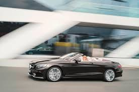 mercedes s class cabriolet official 2018 mercedes s class coupe and cabriolet facelift