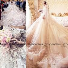 cheap wedding dresses london discount 2017 michael cinco luxury 3d floral wedding dresses