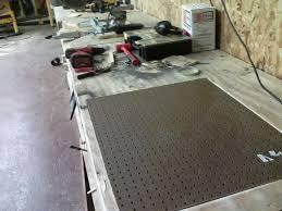 delta downdraft sanding table sanding table downdraft vacume by justin lewis lumberjocks com