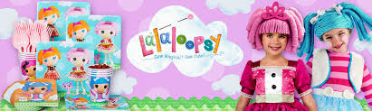 lalaloopsy party supplies lalaloopsy birthday party decorations ideas and supplies