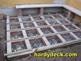 Patios And Decks For Small Backyards by Small Backyard Patio Ipe Decking Project
