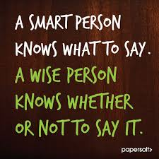 the difference between smart and wise wisdom and