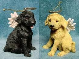 yellow labrador ornaments photo