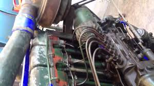 lister hr6 engine me kmutt youtube