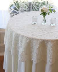 cheap lace overlays tables ivory lace tablecloth 60 inches round lace table overlays