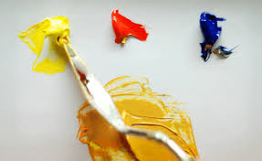 complementary paint colors starting acrylic colour mixing basics primaries and complementary
