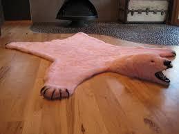 terrific bear skin rugs images inspiration tikspor
