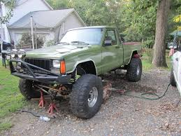 jeep pickup comanche monster comanche maryland jeep club