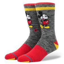 club 33 mens disney socks stance