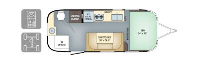 flor plans floorplans sport airstream
