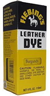 How To Dye Leather Sofa Amazon Com Fiebing U0027s Leather Dye Automotive