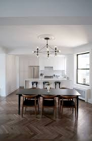 The Dining Room Brooklyn by Before U0026 After A Period Brooklyn Heights Penthouse Gets An
