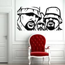 online get cheap wall stickers home decor rap aliexpress com