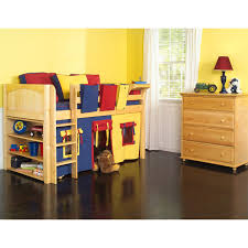 bedroom cheap bunk beds with stairs desk cool kids twin for girls