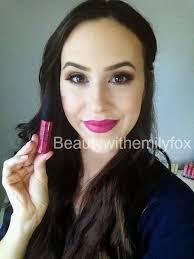 Lipstik Nyx Transylvania beautywithemilyfox nyx soft matte lip collection review and