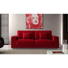 Corner Sofa Velvet Red Upholstered Velvet Fabric Covered Corner Sofa Buy Red Sofa