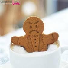 gluten free vegan vanilla cut out cookies refined sugar free