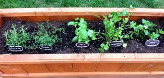 Herb Planter Indoor Planters Pallet Wood Planter Box Ideas Herb Garden Plans Design