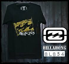 Baju Kemeja Billabong kaos surfing billabong kode blb54 kaos distro grade ori