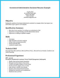 Objective For Administrative Assistant Resume Examples by Executive Assistant Resume Summary Template Billybullock Us