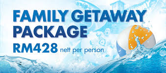 alright we are offering 3 days 2 nights family getaway package