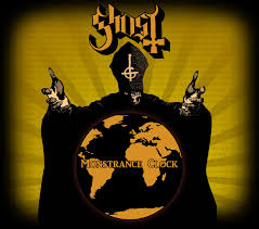 custom photo album covers custom album cover ghost monstrance clock by rubenick on deviantart