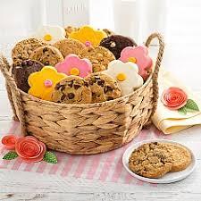 mrs fields gift baskets gourmet gift baskets cookie baskets delivered mrs fields