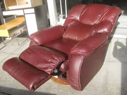 Furniture Lay Z Boy Recliners by Uhuru Furniture U0026 Collectibles Sold Red Leather La Z Boy