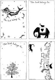 book plates dishes click to for free free printable bookplates for book