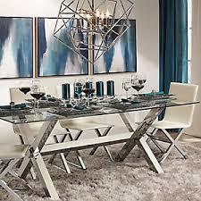 Silver Dining Room Dining Room Inspiration Z Gallerie