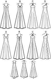 design your own dress simplicity 5096 formal dress design your own