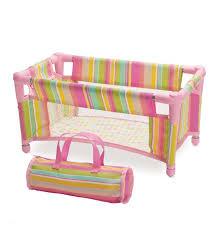 baby stella doll take along travel crib
