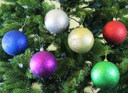 wholesale 6pk sparkle christmas ball ornaments buy wholesale