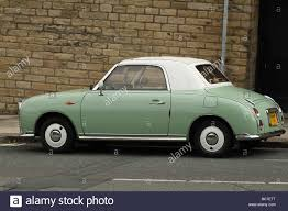 nissan figaro nissan figaro made small automatic retro cars made circa 1993