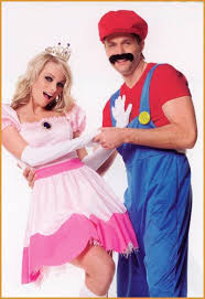 Mario Luigi Halloween Costumes Couples 25 Princess Peach Costume Ideas Peach