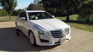 cadillac cts sedan 2015 hd 2015 cadillac cts luxury pearl white used for sale info