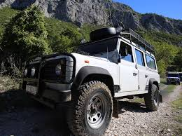 land rover safari jeep safari mosor cetina split adventure