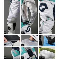 green motocross gear scott 450 podium motocross jersey grey black 2016 mxweiss