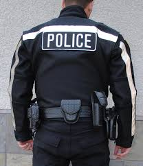 motorcycle riding apparel police air mesh jacket motoport usa