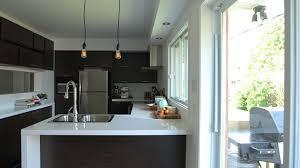 comptoir de c amique cuisine une cuisine lumineuse inspiration design lineaires et cuisines