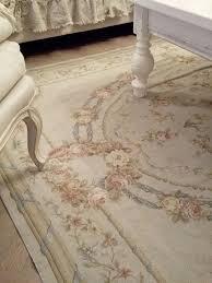tappeto blanc mariclo un romantico tappeto aubusson