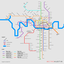Austin Metro Rail Map by Map Of Metro Austin Tx Austin Free Printable Images World Maps