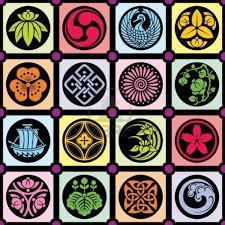 dibujos orientales oriental design kamon pinterest