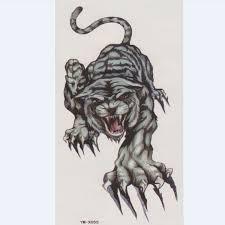tattoo decal paper buy tiger totem design animal waterproof temporary tattoo sticker paper