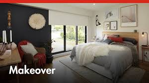master bedroom makeover contemporary master bedroom makeover d i y at bunnings youtube